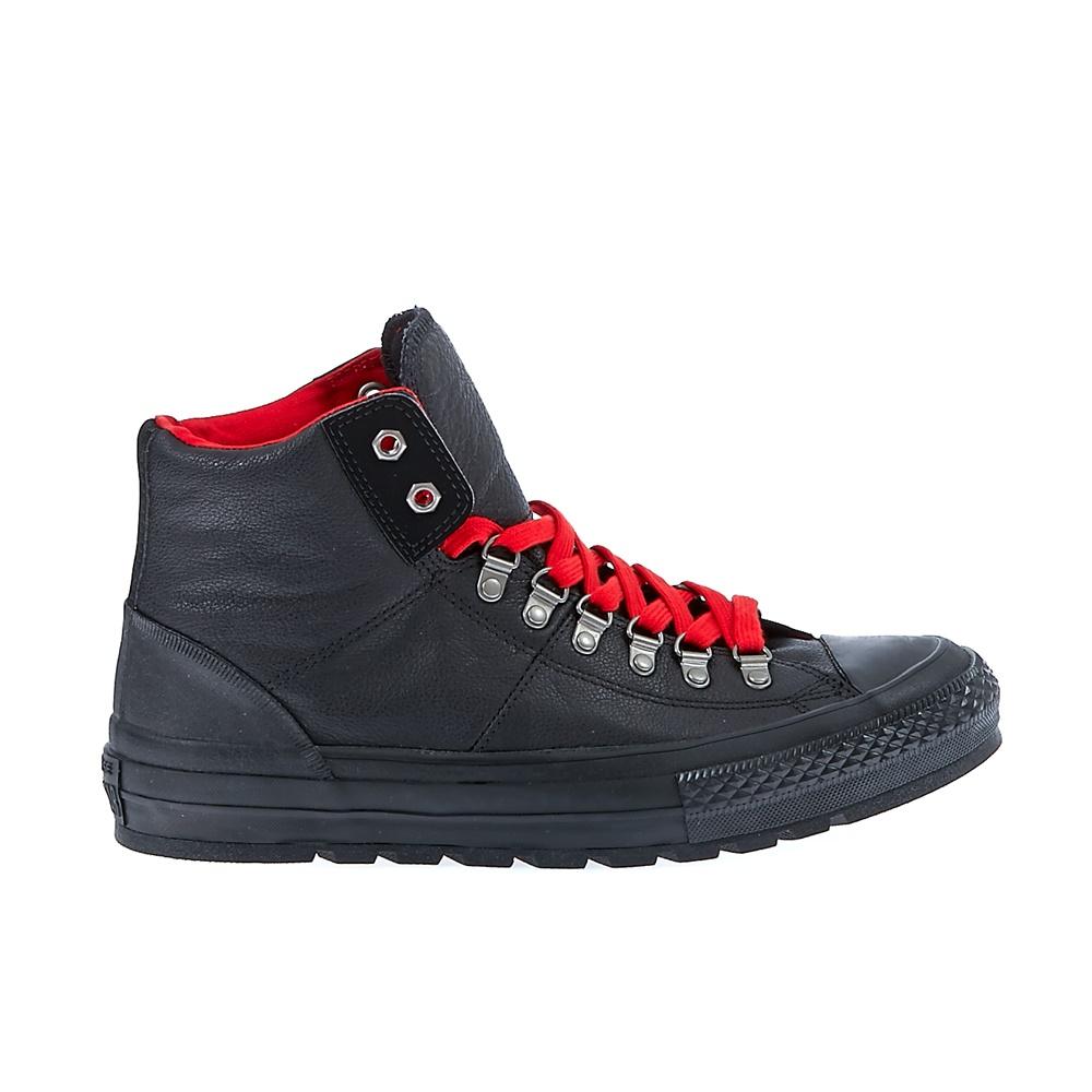 CONVERSE - Unisex παπούτσια Chuck Taylor All Star Street H μαύρα γυναικεία παπούτσια sneakers