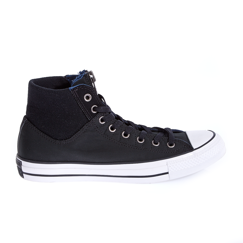 CONVERSE – Unisex παπούτσια Chuck Taylor All Star MA-1 Zip μαύρα