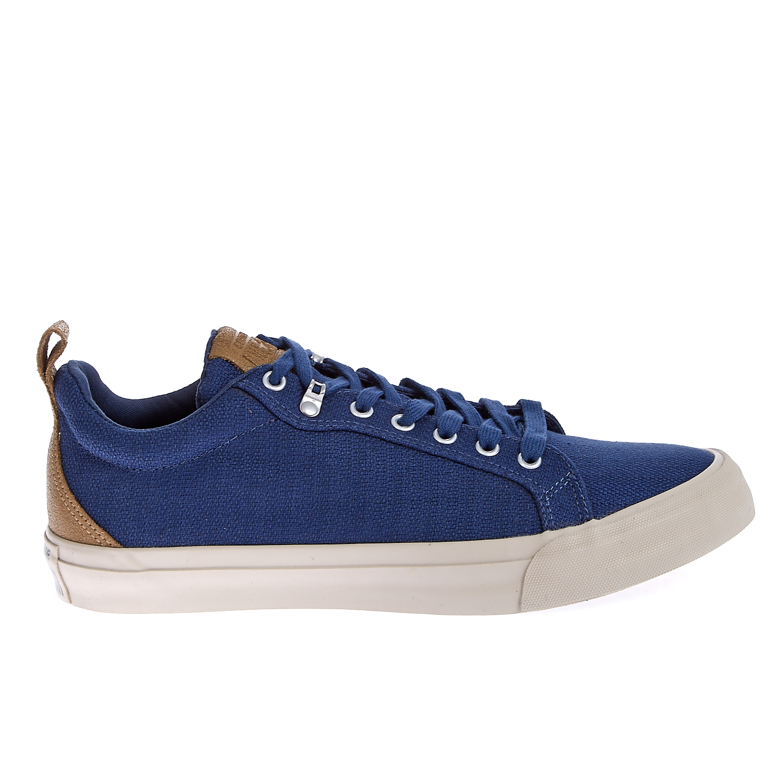 CONVERSE – Unisex παπούτσια All Star Fulton Ox μπλε