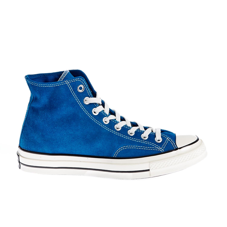 CONVERSE – Unisex παπούτσια Chuck Taylor All Star '70 Hi μπλε