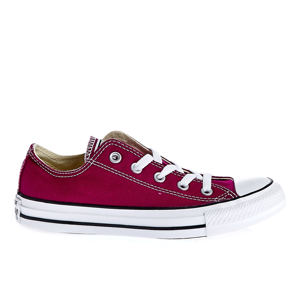 CONVERSE – Unisex παπούτσια Chuck Taylor All Star Ox μπορντώ-μωβ
