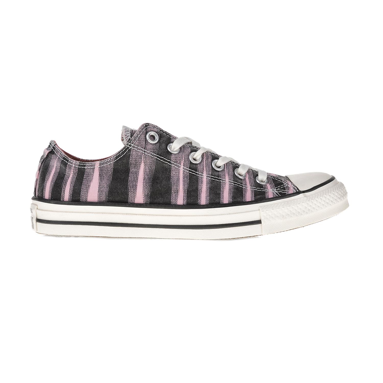 CONVERSE – Γυναικεία αθλητικά παπούτσια Chuck Taylor All Star Missoni ροζ-μαύρο