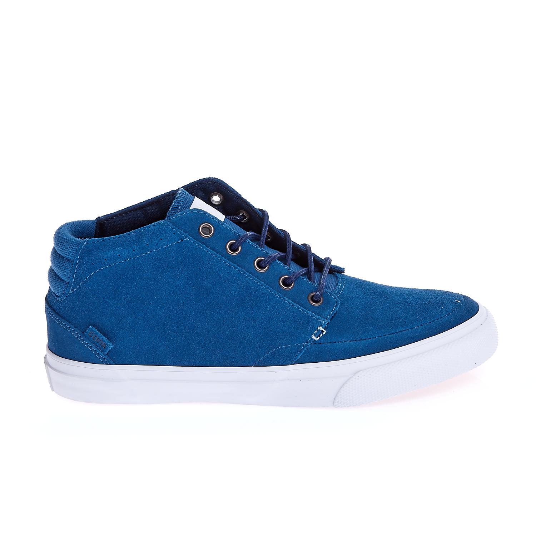 b3dab6cf0f5 CONVERSE - Unisex παπούτσια Deck Star Mid μπλε