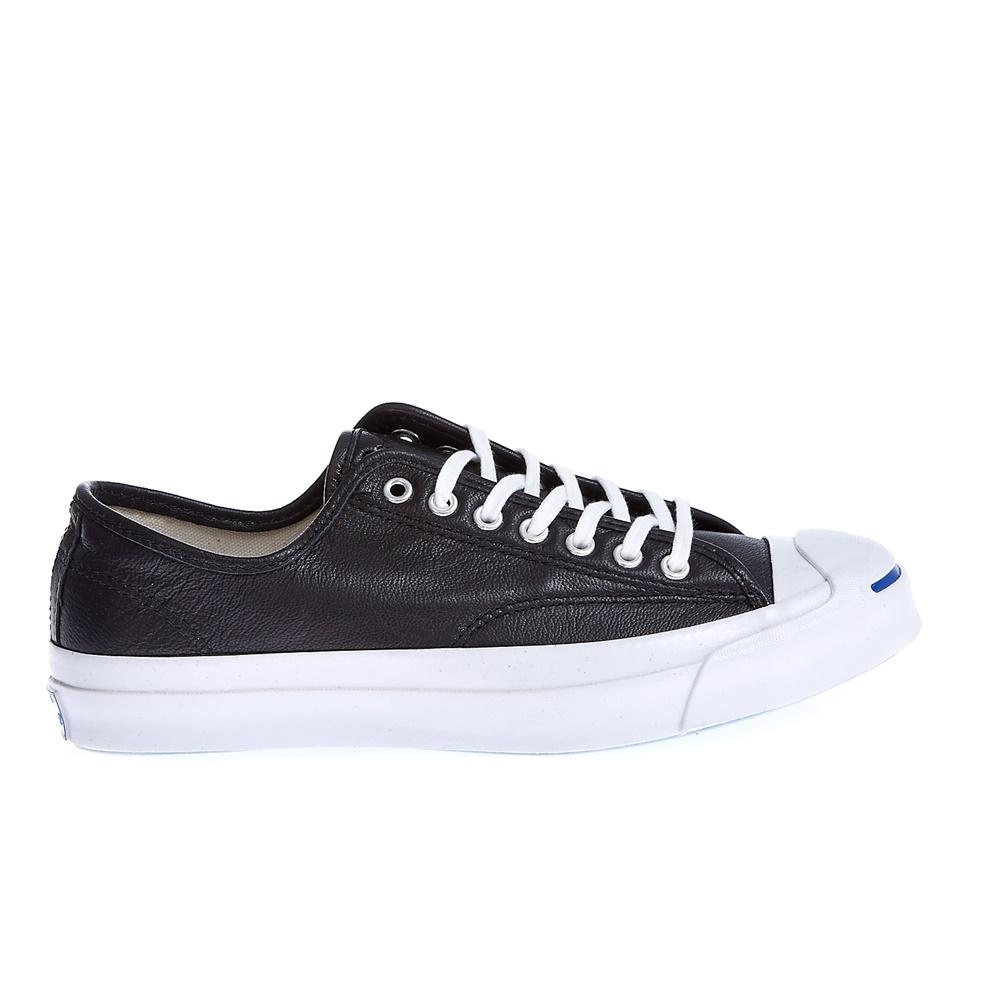 CONVERSE - Ανδρικά παπούτσια Jack Purcell Signature Ox μαύρα ανδρικά παπούτσια sneakers