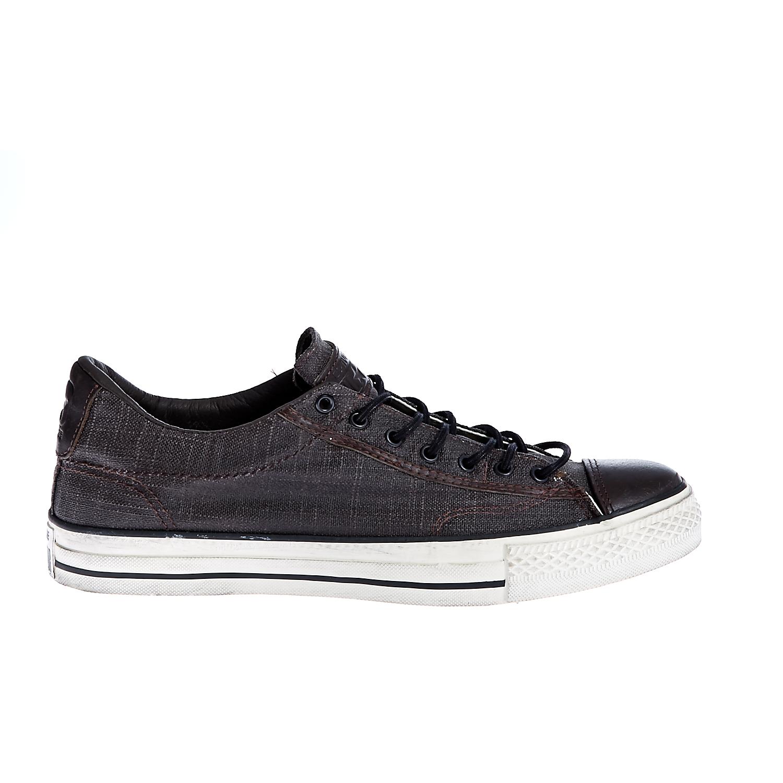 CONVERSE - Unisex παπούτσια Chuck Taylor All Star Vintage μαύρα γυναικεία παπούτσια sneakers