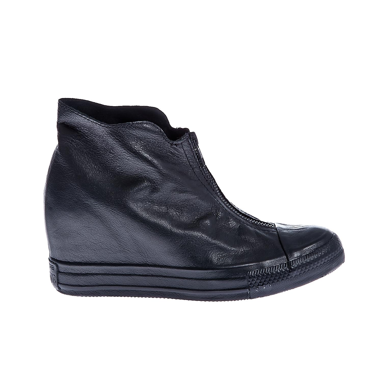 CONVERSE - Γυναικεία παπούτσια Chuck Taylor All Star Lux Shro μαύρα γυναικεία παπούτσια sneakers