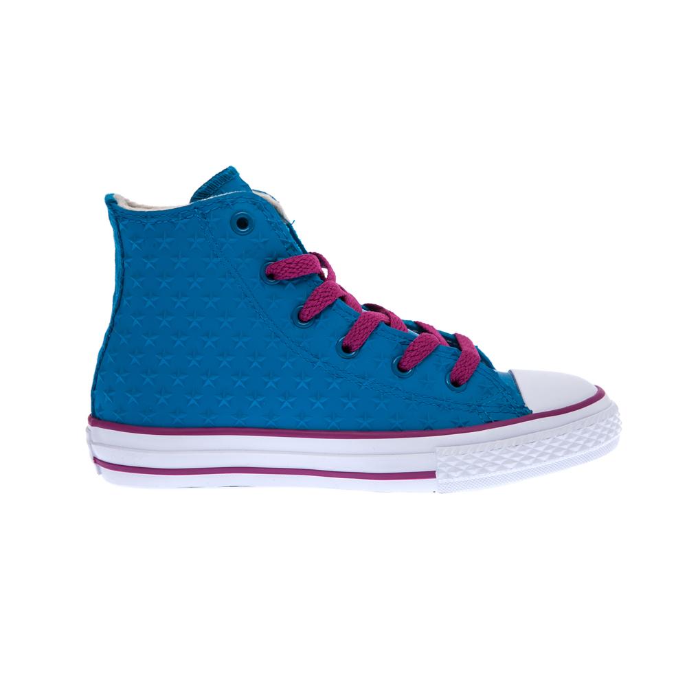 CONVERSE - Παιδικά παπούτσια Chuck Taylor All Star Hi μπλε 5982de27800