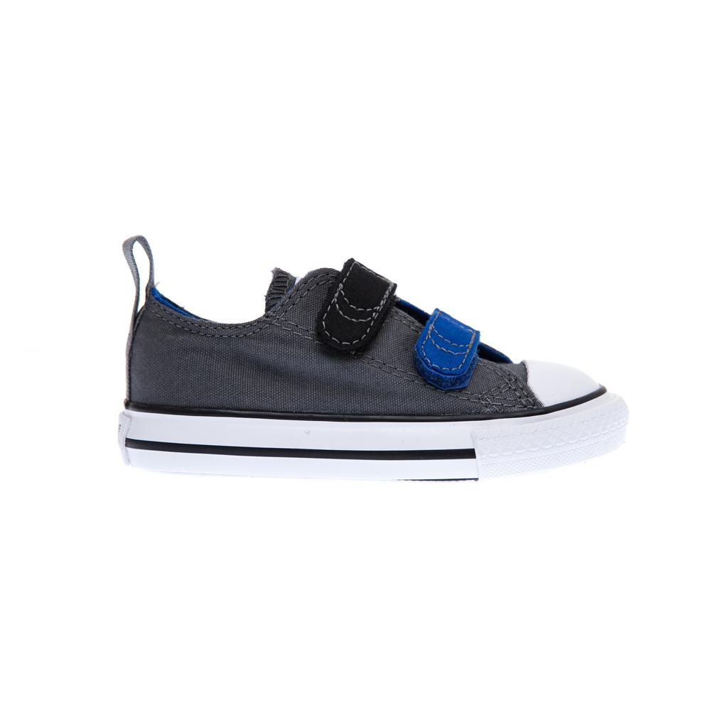 CONVERSE – Βρεφικά παπούτσια Chuck Taylor All Star 2V Ox γκρι