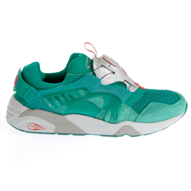 PUMA – Αθλητικά παπούτσια PUMA Trinomic X ALI πράσινα