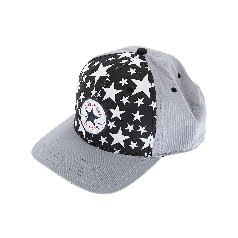 CONVERSE – Unisex καπέλο Snapback All Star γκρι