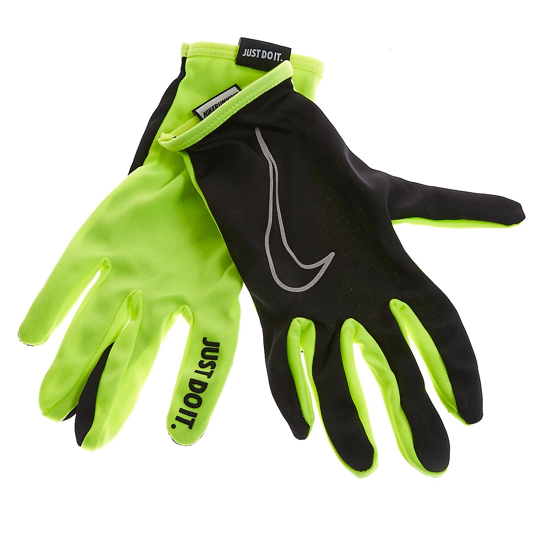 NIKE - Ανδρικά γάντια προπόνησης Nike λαχανί ανδρικά αξεσουάρ φουλάρια κασκόλ γάντια