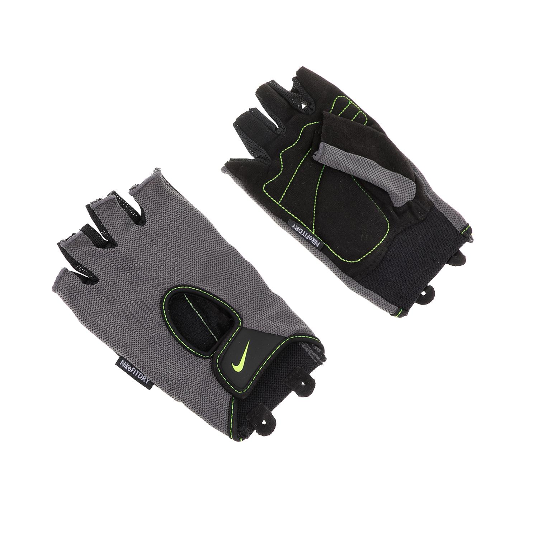 NIKE ACCESSORIES - Ανδρικά γάντια προπόνησης N.LG.B2.SL MENS FUNDAMENTAL μαύρα-γ ανδρικά αξεσουάρ αθλητικά είδη εξοπλισμός