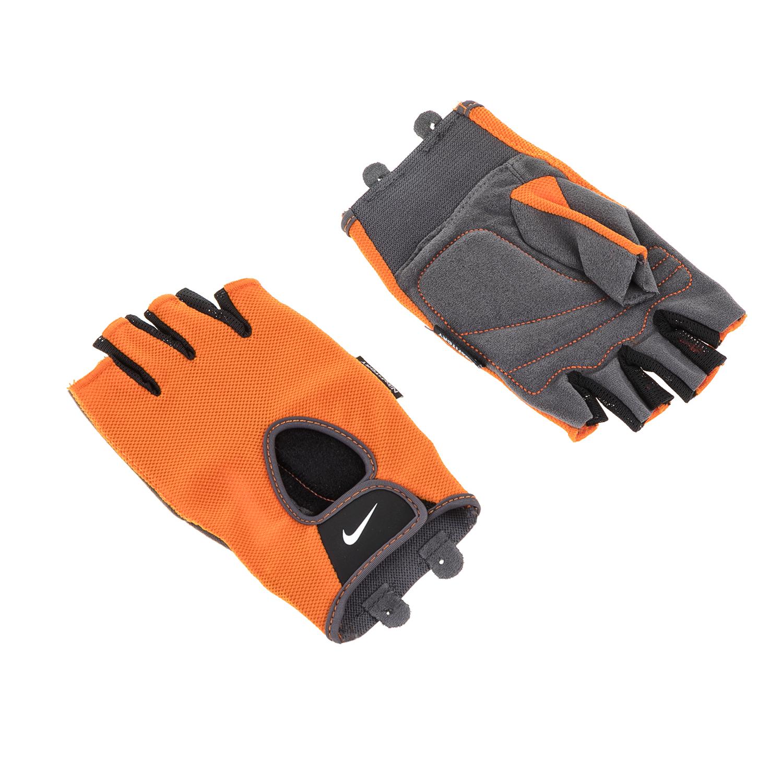 NIKE ACCESSORIES - Ανδρικά γάντια προπόνησης N.LG.B2.SL MENS FUNDAMENTAL πορτοκα ανδρικά αξεσουάρ αθλητικά είδη εξοπλισμός