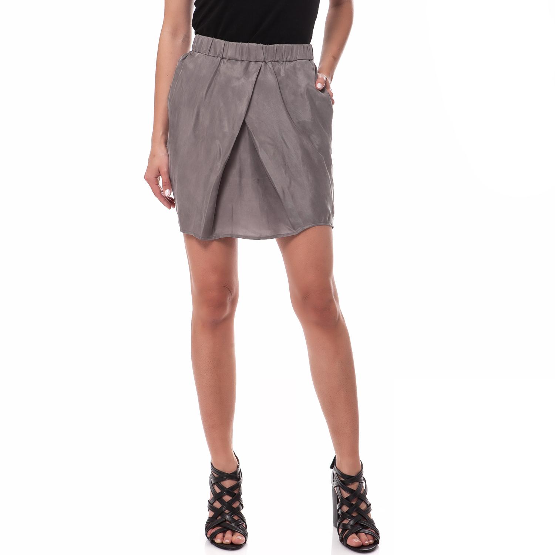 CALVIN KLEIN JEANS - Γυναικεία φούστα Calvin Klein Jeans γκρι 84091433771
