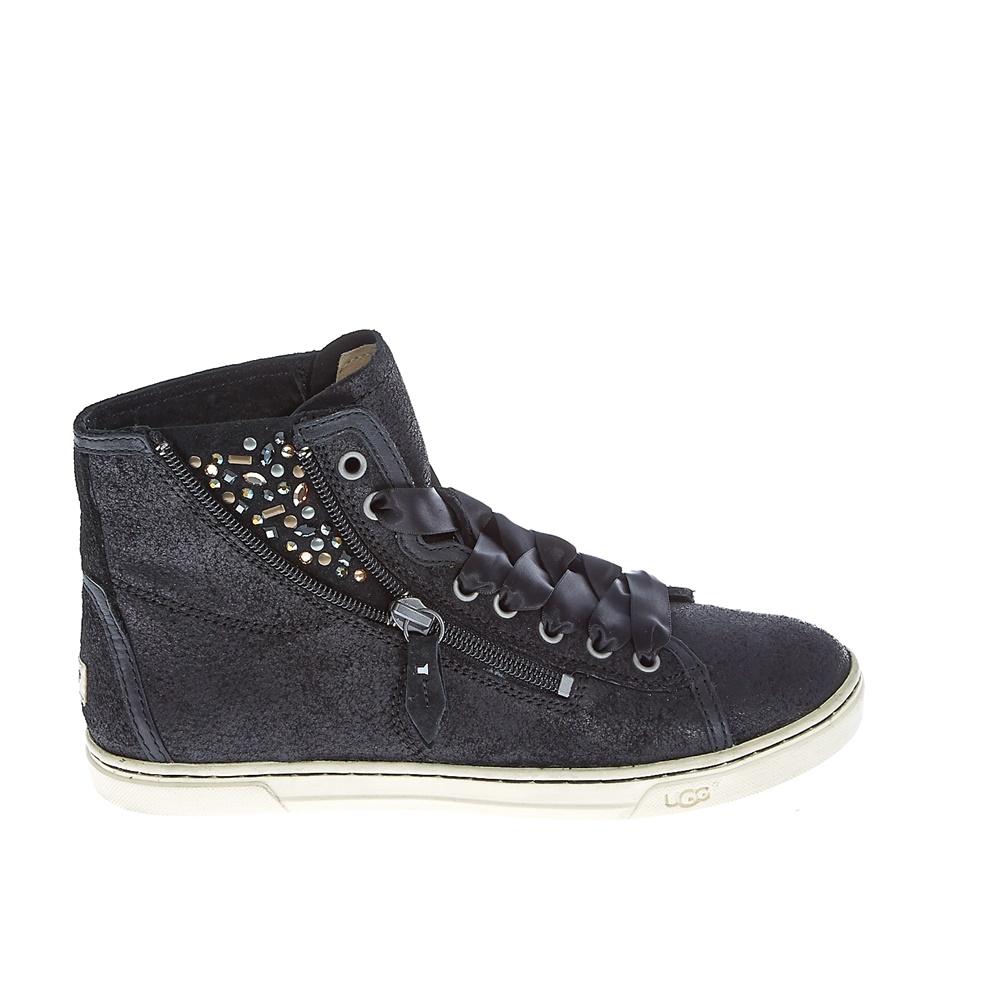 UGG AUSTRALIA - Γυναικεία παπούτσια Ugg Australia μαύρα γυναικεία παπούτσια sneakers