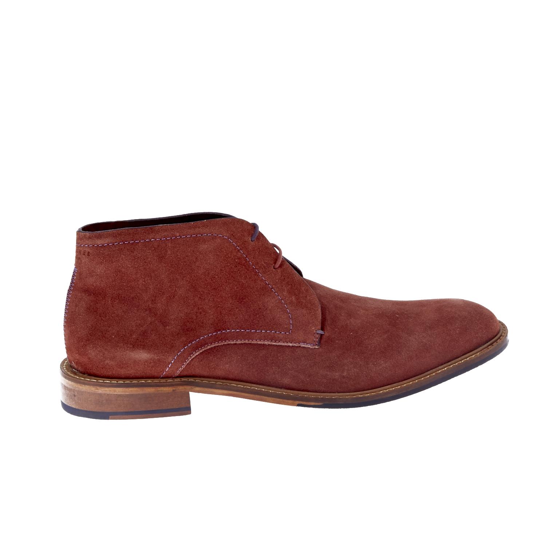 TED BAKER – Ανδρικά παπούτσια LINNUS Ted Baker κόκκινα