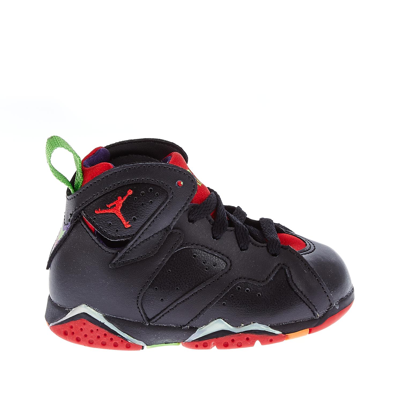 NIKE – Βρεφικά παπούτσια Nike JORDAN 7 RETRO BT μαύρα