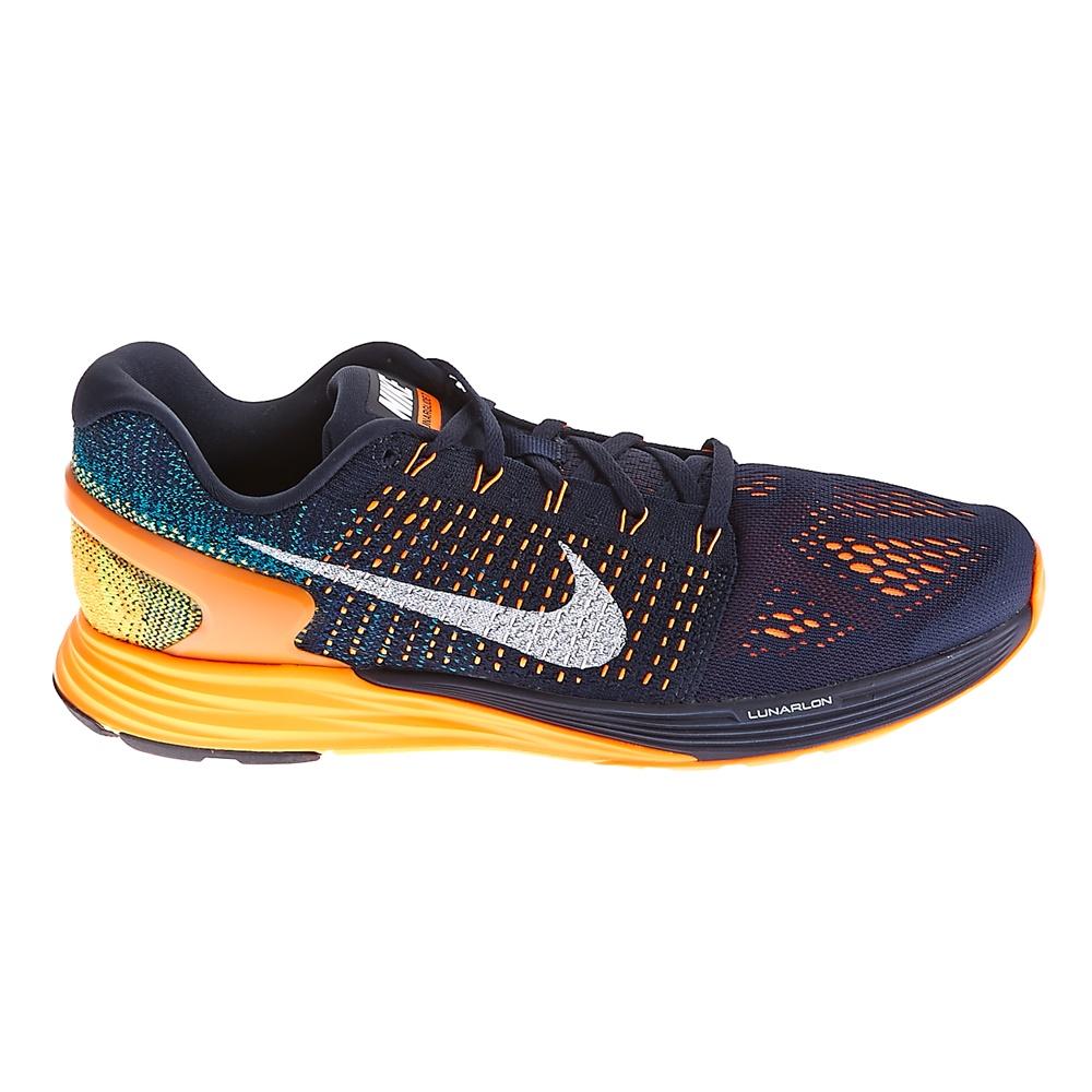 NIKE - Ανδρικά παπούτσια Nike LUNARGLIDE 7 μπλε ανδρικά παπούτσια αθλητικά running