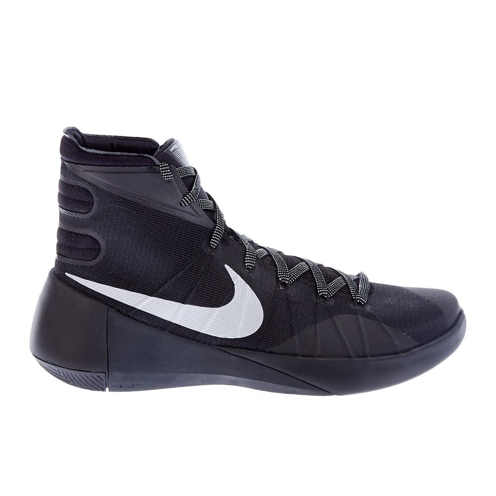 NIKE - Ανδρικά παπούτσια Nike HYPERDUNK 2015 μαύρα ανδρικά παπούτσια αθλητικά basketball