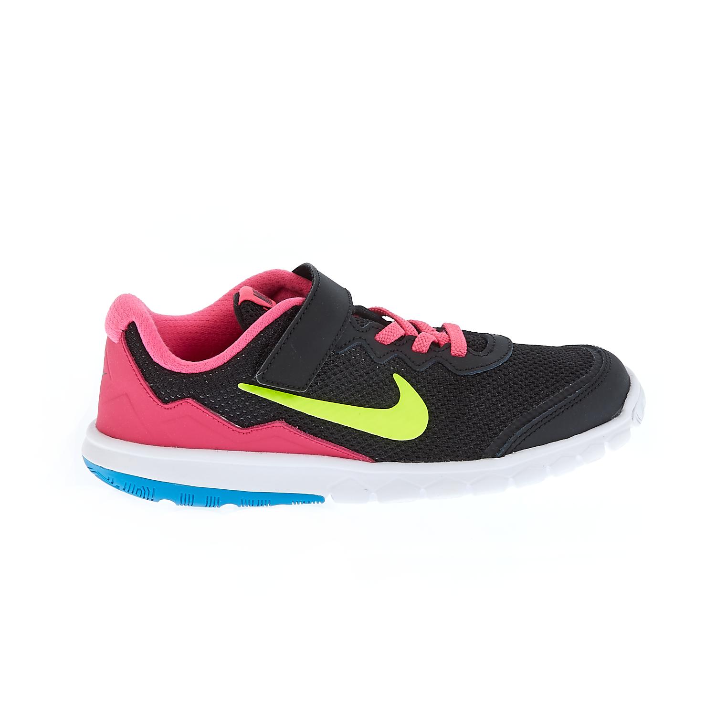NIKE – Παιδικά παπούτσια Nike FLEX EXPERIENCE 4 (PSV) μαύρα