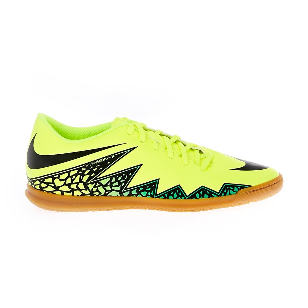 NIKE - Ανδρικά παπούτσια Nike HYPERVENOM PHADE II IC κίτρινα-λαχανί