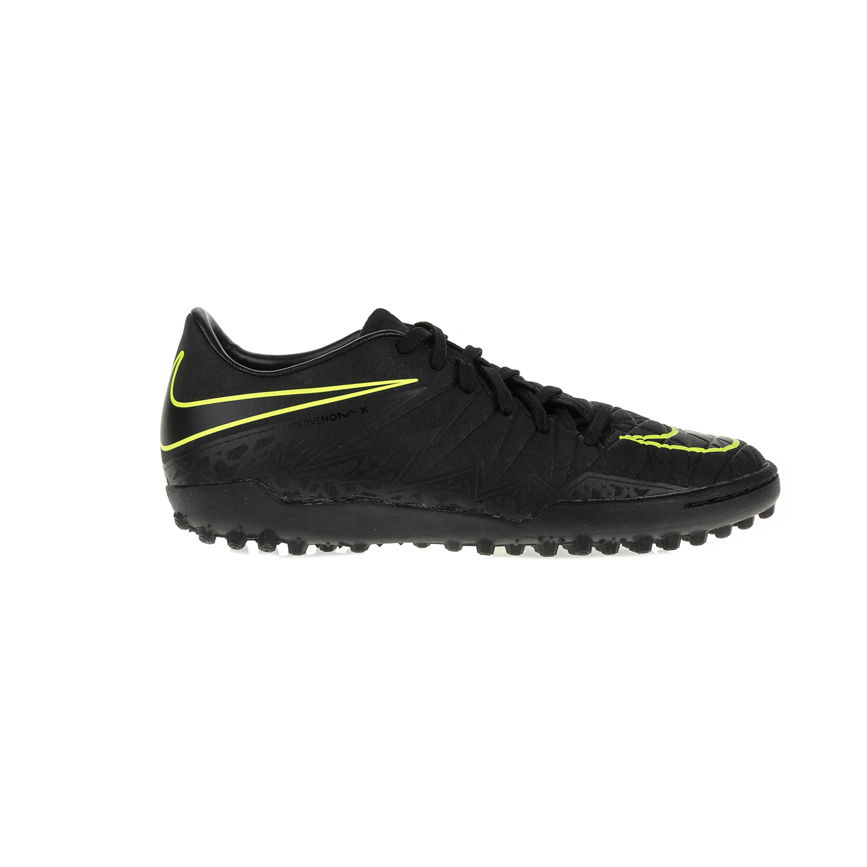 NIKE - Αθλητικά παπούτσια NIKE HYPERVENOM PHELON II FG μαύρα ανδρικά παπούτσια αθλητικά football