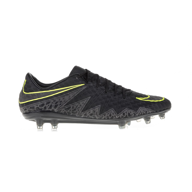 NIKE - Ανδρικά ποδοσφαιρικά παπούτσια HYPERVENOM PHINISH FG μαύρα