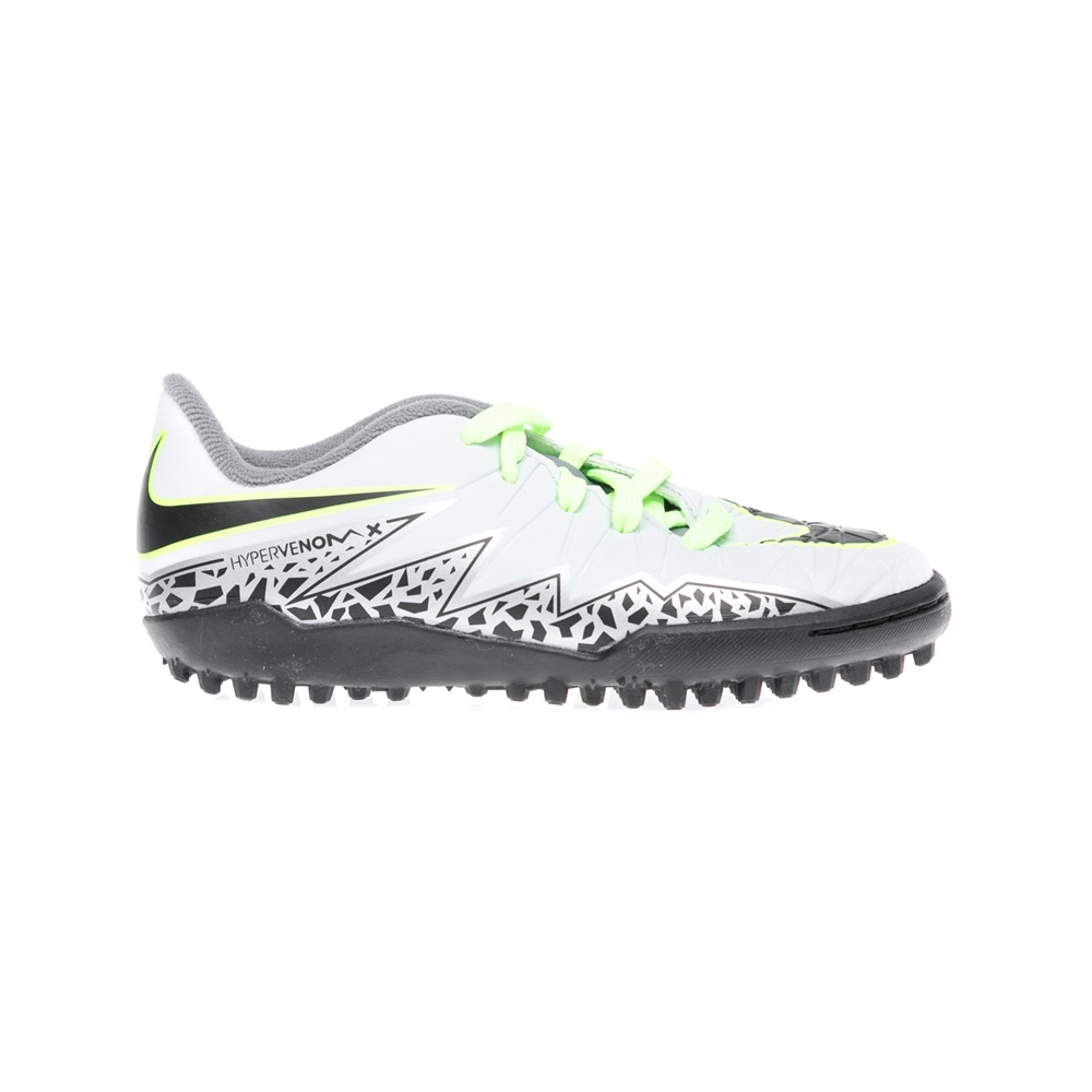 NIKE - Παιδικά παπούτσια NIKE JR HYPERVENOM PHELON II TF ;aspra παιδικά boys παπούτσια αθλητικά