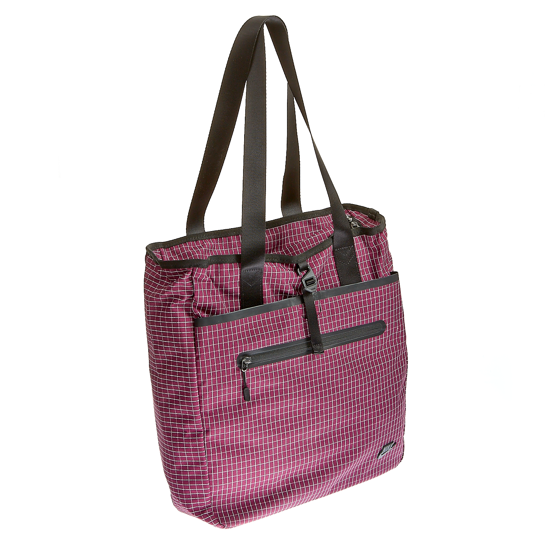 NIKE – Γυναικεία τσάντα Nike μπορντώ 1403424.1-Q5Q5