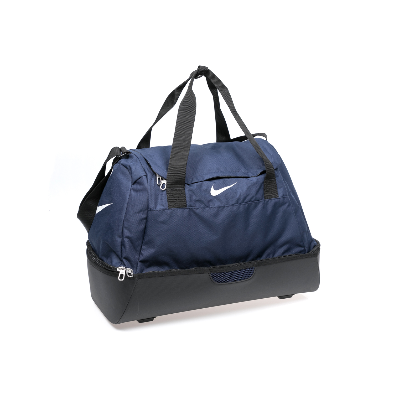 NIKE - Τσάντα γυμναστηρίου NIKE CLUB TEAM M HDCS DUFFEL μπλε-μαύρη