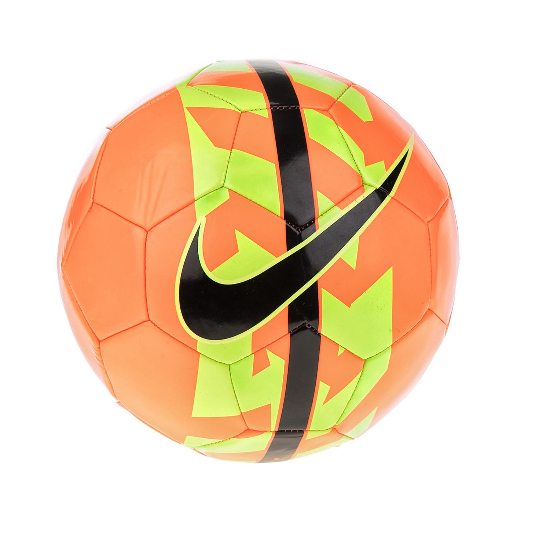 NIKE - Μπάλα ποδοσφαίρου NIKE REACT πορτοκαλί-κίτρινο γυναικεία αξεσουάρ αθλητικά είδη μπάλες