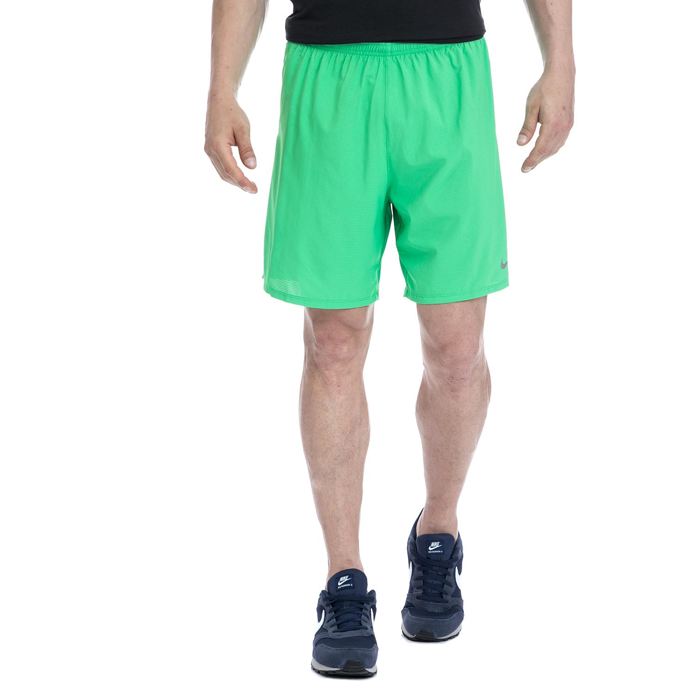 NIKE - Αντρικό αθλητικό σορτς NIKE πράσινο ανδρικά ρούχα σορτς βερμούδες αθλητικά