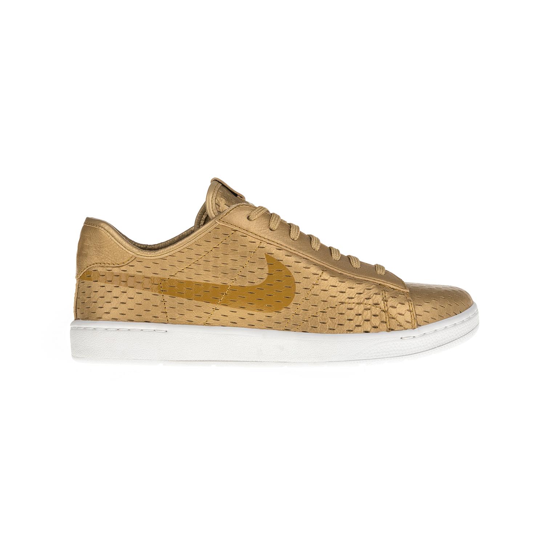 NIKE – Γυναικεία παπούτσια NIKE TENNIS CLASSIC ULTRA PRM χρυσά
