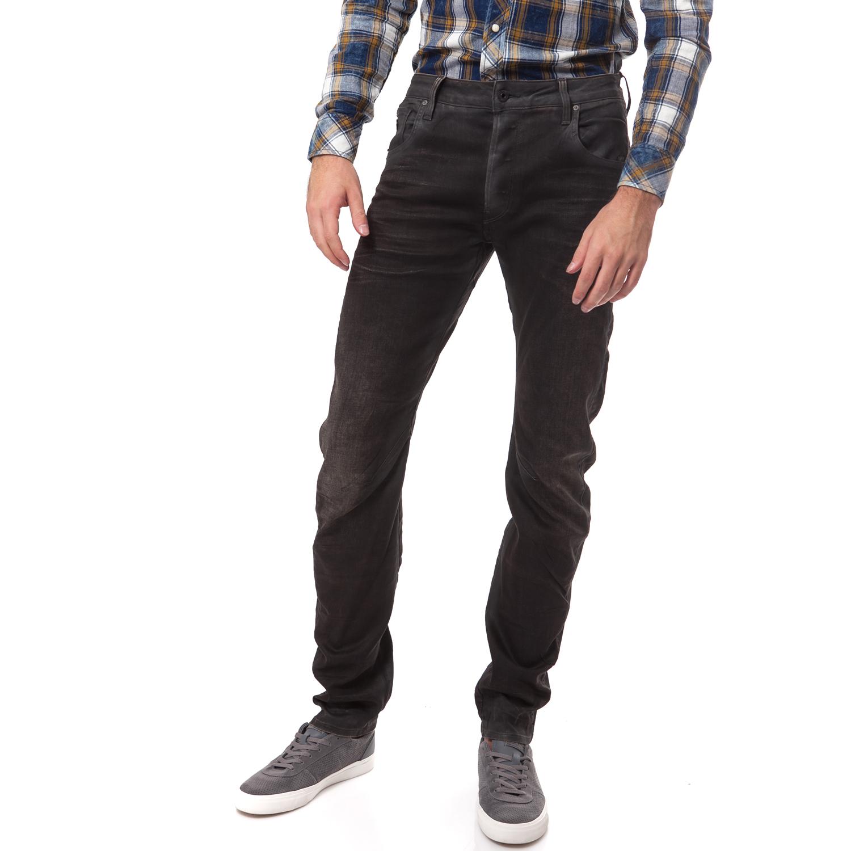 G-STAR RAW - Ανδρικό τζιν παντελόνι G-Star Raw μαύρο ανδρικά ρούχα παντελόνια jean