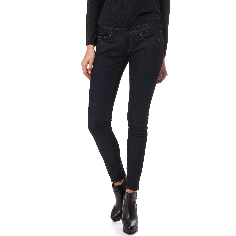 G-STAR RAW - Γυναικείο τζιν παντελόνι 3301 G-Star Raw μπλε γυναικεία ρούχα παντελόνια jean