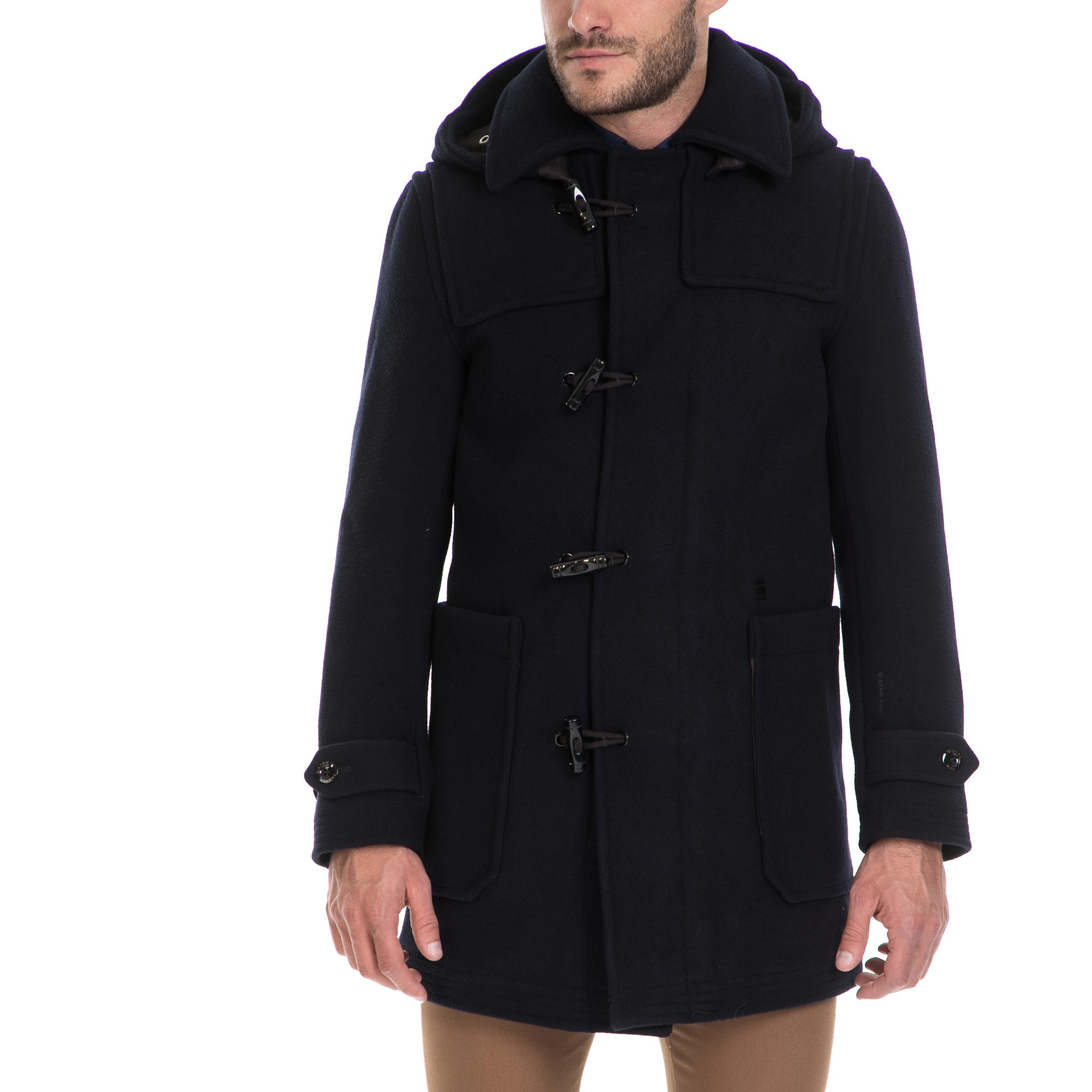 G-STAR – Ανδρικό παλτό G-STAR μαύρο