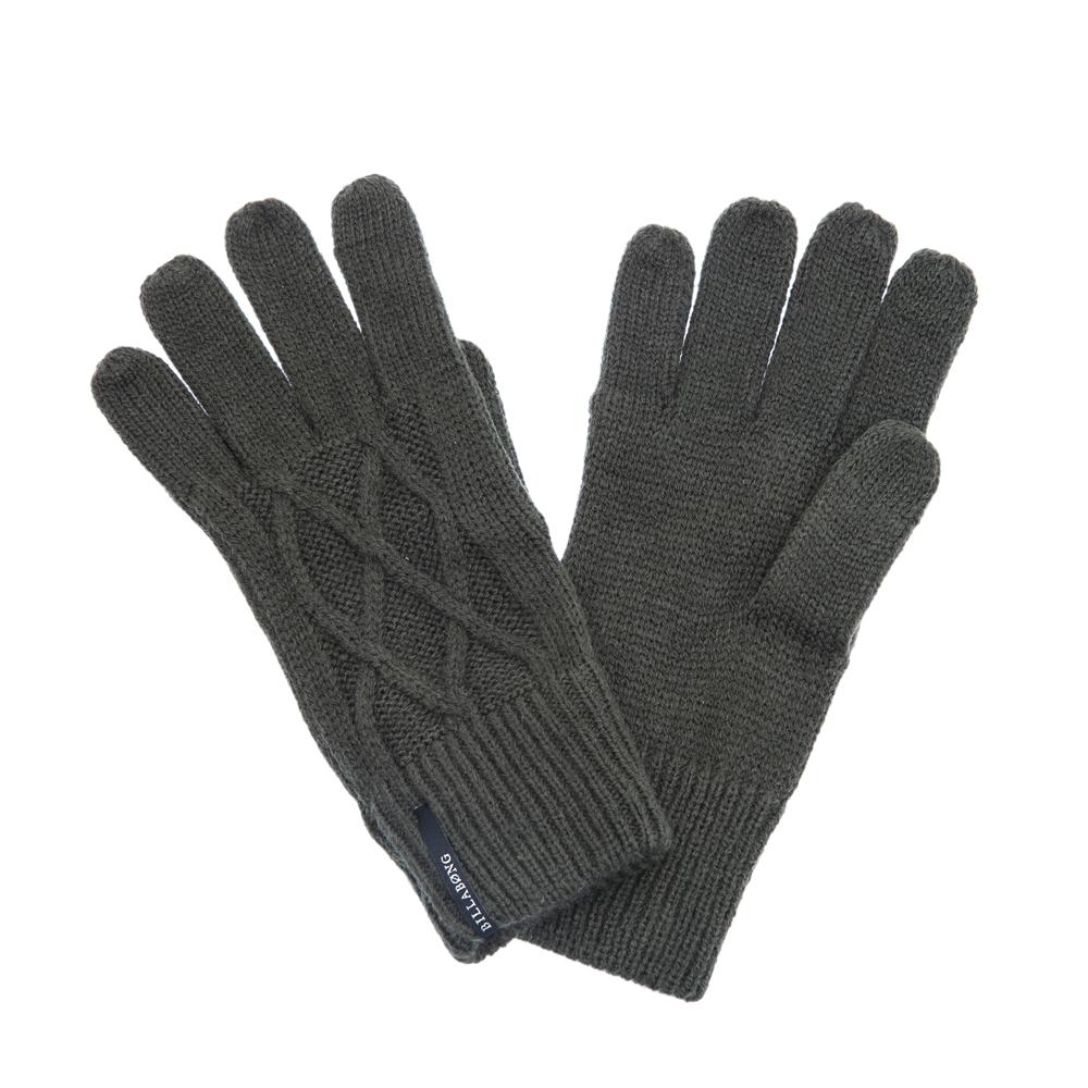 BILLABONG - Γάντια Billabong ανθρακί ανδρικά αξεσουάρ φουλάρια κασκόλ γάντια