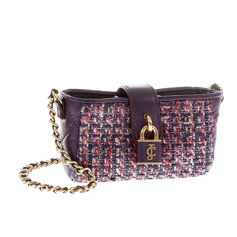 JUICY COUTURE – Γυναικεία τσάντα Juicy Couture μωβ 1409519.0-00D2