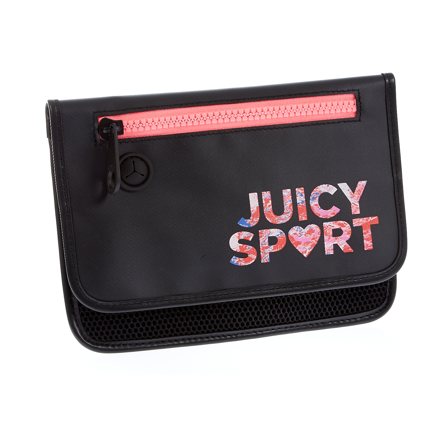 JUICY COUTURE - Γυναικείο τσαντάκι Juicy Couture μαύρο