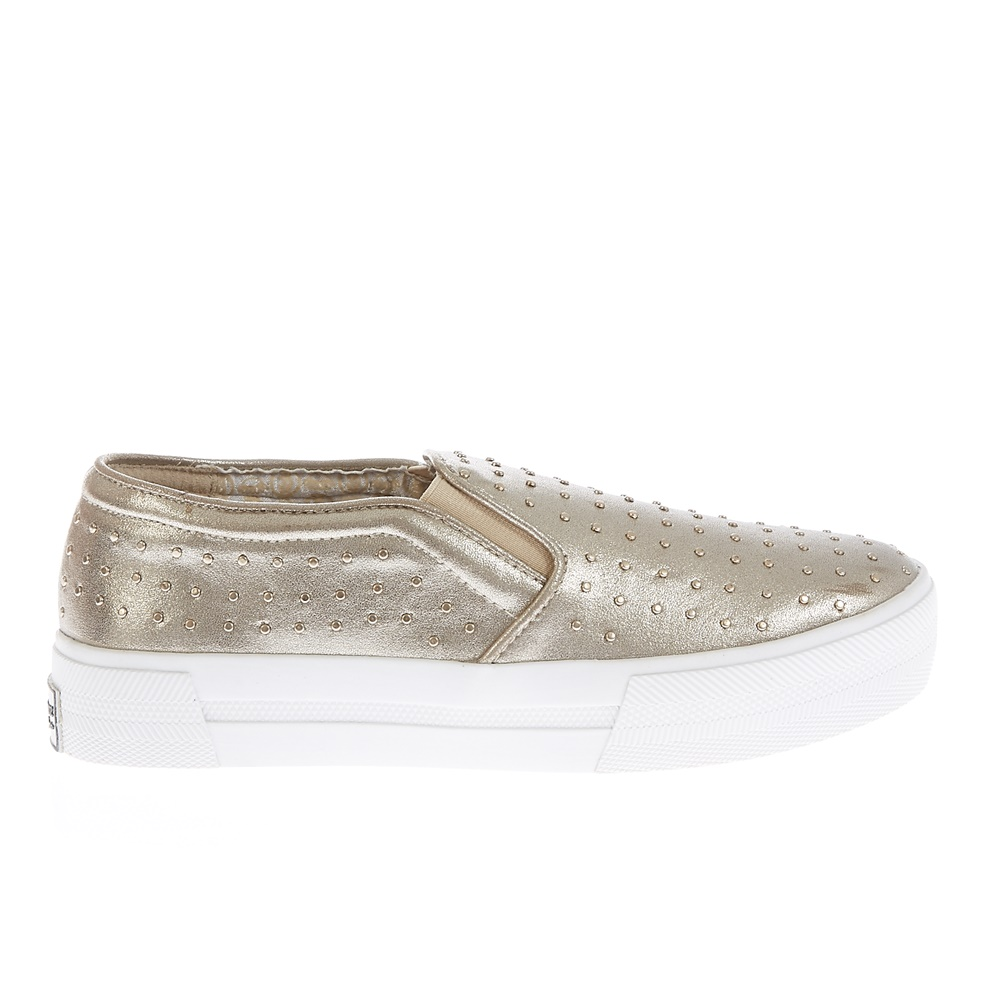 JUICY COUTURE – Γυναικεία παπούτσια Juicy Couture χρυσή απόχρωση