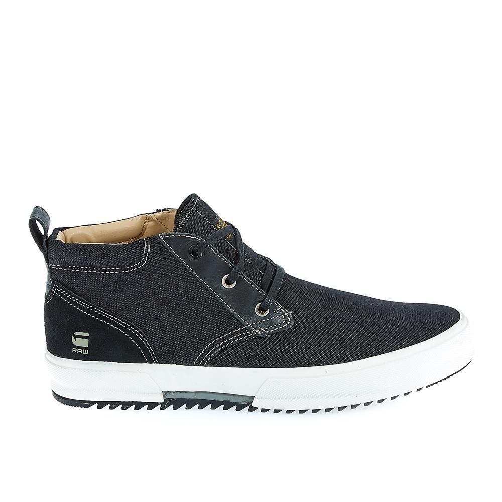 "G-STAR RAW – Ανδρικά παπούτσια ""BREAKER III LOXLEY II"" μαύρα"