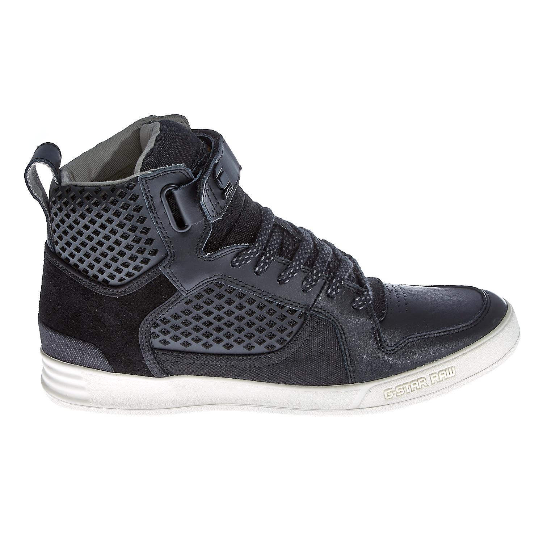 G-STAR RAW – Ανδρικά παπούτσια G-STAR RAW λαδί-μαύρα