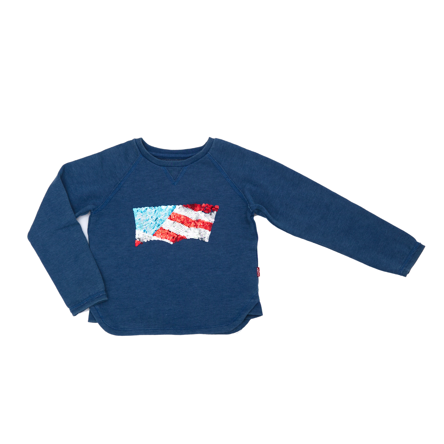 da95cbf2cb LEVI S KIDS - Παιδική μπλούζα Levi s Kids μπλε