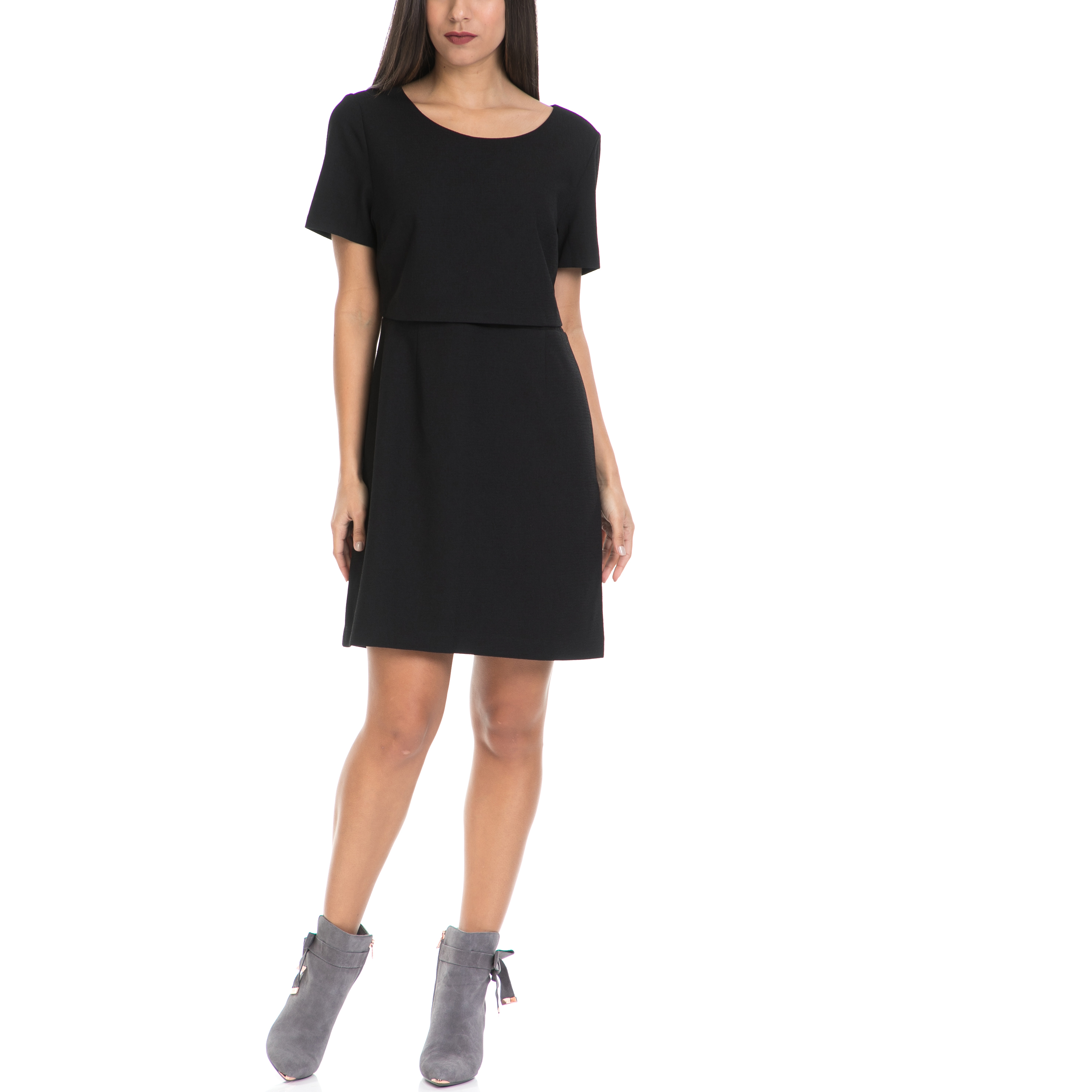 MAISON SCOTCH – Γυναικείο φόρεμα MAISON SCOTCH μαύρο