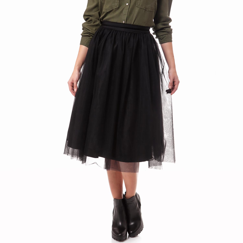 MAISON SCOTCH - Γυναικεία φούστα Maison Scotch μαύρη
