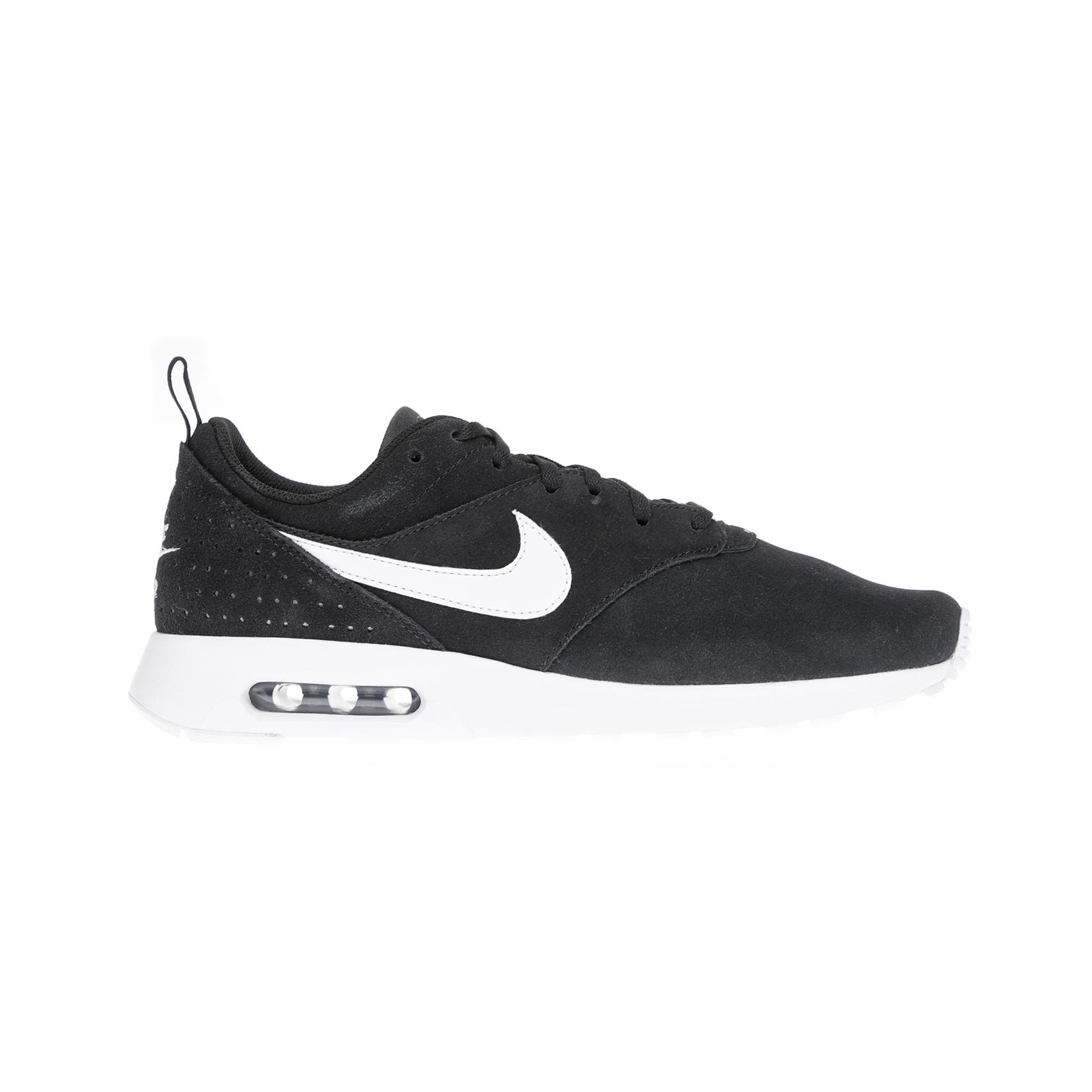 NIKE - Αντρικά παπούτσια NIKE AIR MAX TAVAS LTR μαύρα ανδρικά παπούτσια αθλητικά running
