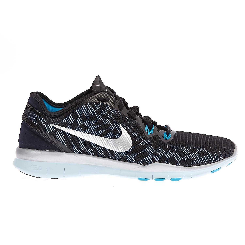 NIKE - Γυναικεία παπούτσια NIKE FREE 5.0 TR FIT μαύρα γυναικεία παπούτσια αθλητικά training