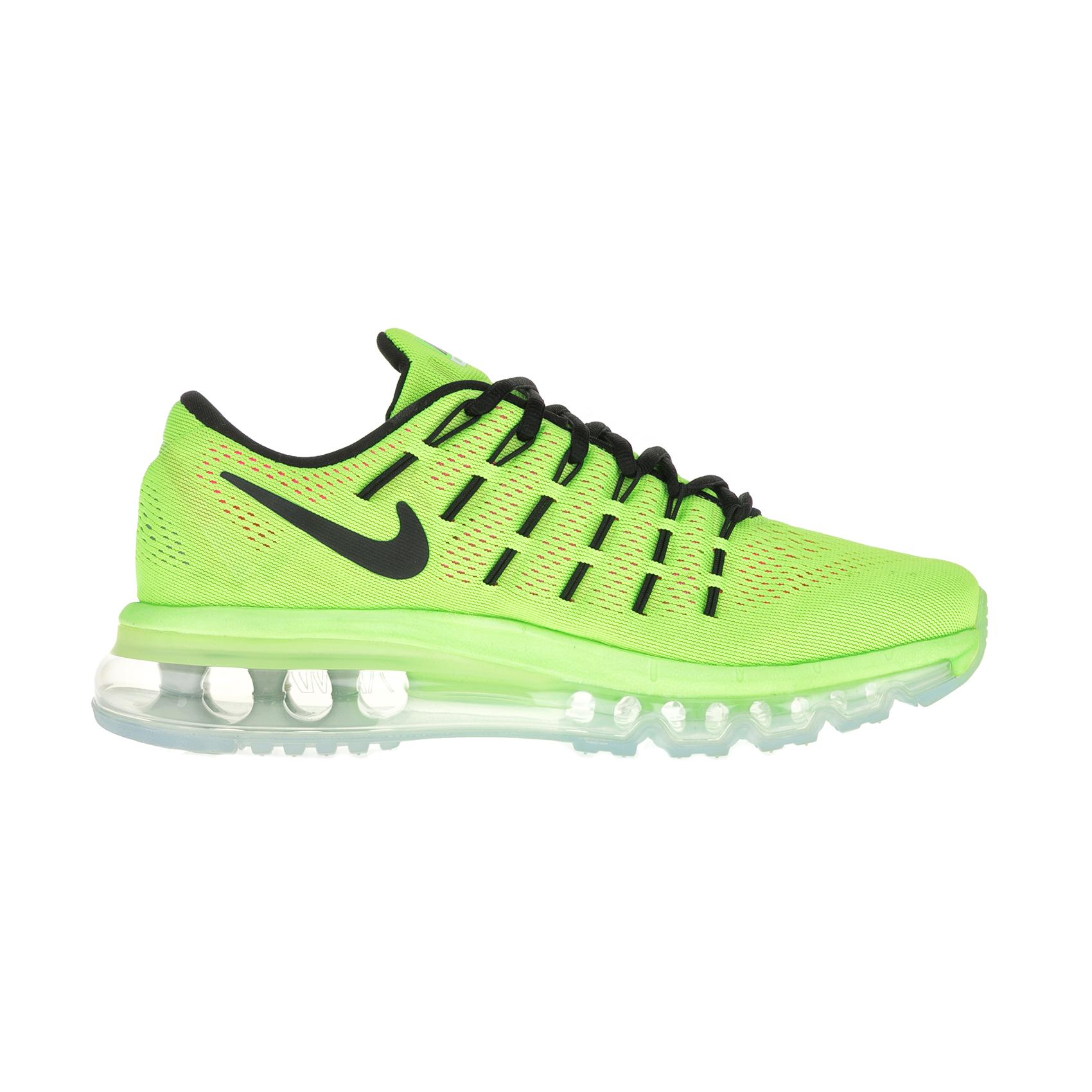 NIKE – Ανδρικά αθλητικά παπούτσια Nike AIR MAX 2016 κίτρινα