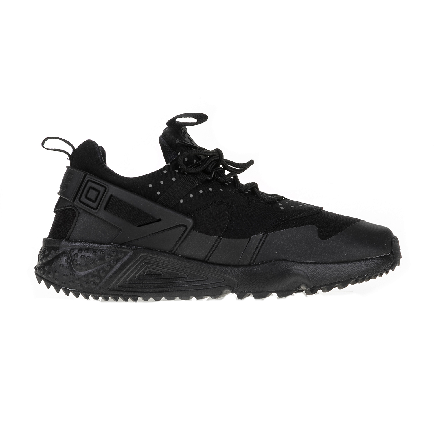 NIKE – Ανδρικά αθλητικά παπούτσια AIR HUARACHE UTILITY μαύρα