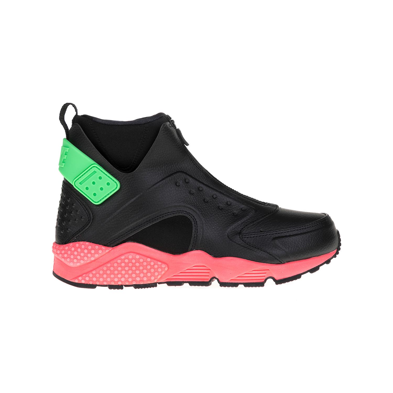 NIKE – Γυναικεία παπούτσια NIKE AIR HUARACHE RUN MID μαύρα